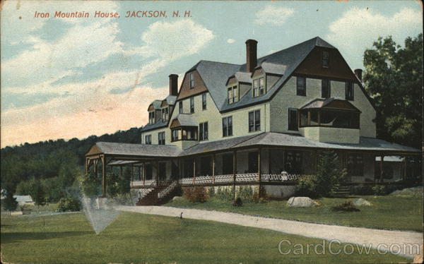 Iron Mountain House Jackson New Hampshire