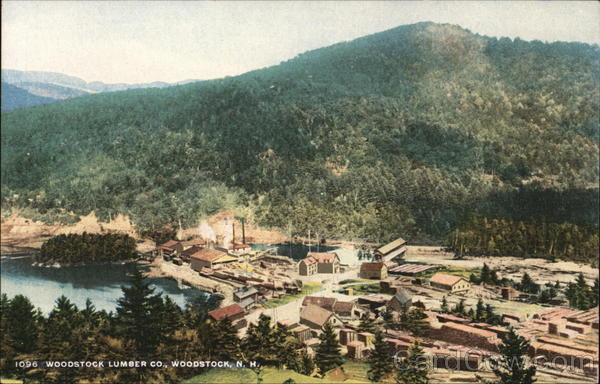 Woodstock Lumber Company New Hampshire