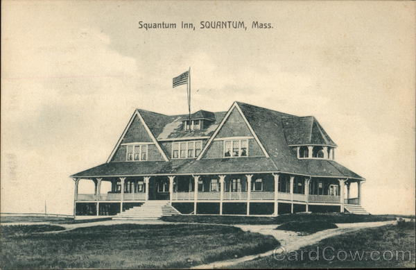Squantum Inn Massachusetts