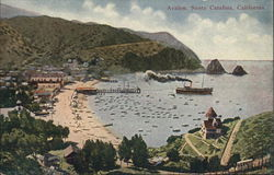 View of Avalon