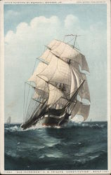 Old Ironsides, US Frigate Constitution