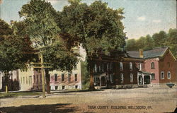 Tioga County Buildings