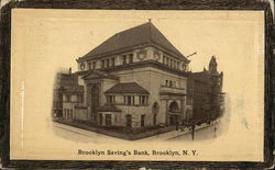 Brooklyn Saving's Bank