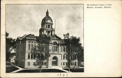 Woodford County Court House