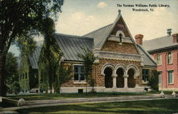 The Normal Williams Public Library