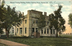Manual Training Building, Soldiers Orphans Home
