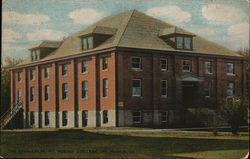 The Gymnasium, Mt. Morris College