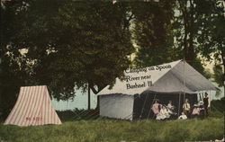 Camping on Spoon River