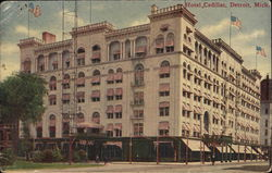 View of Hotel Cadillac