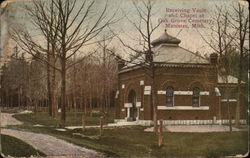 Receiving Vault and Chapel at Oak Grove Cemetery