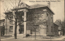 Muskegon Women's Club House