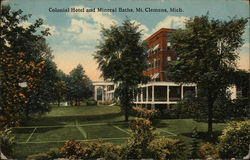 Colonial Hotel and Mineral Baths