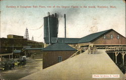Buckley & Douglass Salt Plant