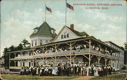 Epworth Hotel, Epworth Heights