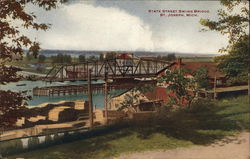State Street Swing Bridge