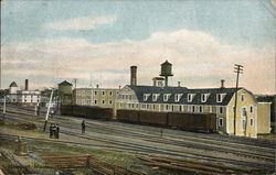 The Weymouth Wool Company Plant