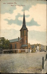 Main Street F.B. Church