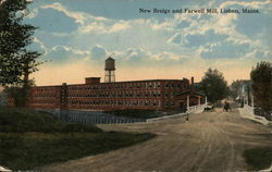 New Bridge and Farewell Mill