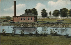 New Pumping Station, Water Works