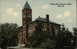 Wingate Hall, University of Maine