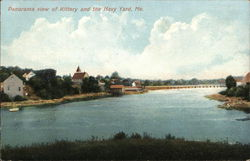 View of Twon and Navy Yard