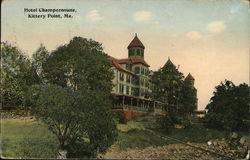 Hotel Champernoune