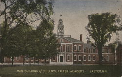 Main Building of Phillips Exeter Academy