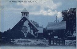 St. Andrews Church Postcard