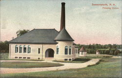 View of Pumping Station