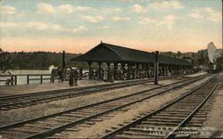 B&M RR Station, The Weirs