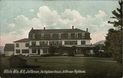 The Highland House, Jefferson Highlands, White Mts.