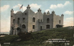 Kimball's Castle, Belknap Point