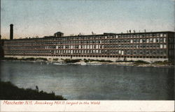Amoskeag Mill II, Largest in the World