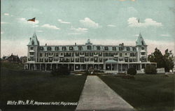 Maplewood Hotel, White Mts.