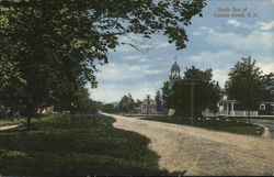 South Eng of Cannan Street Postcard