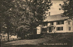 View of The Parsonage
