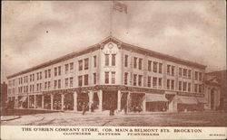 The O'Brien Comapny Store