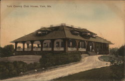 York Country Club House