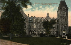 Polytechnic Institute - Boynton Hall