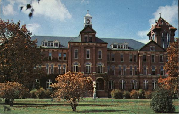 Administration Building, St. Anselm's College Manchester New Hampshire