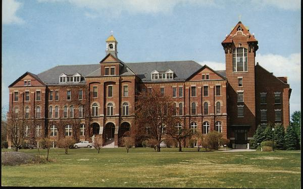 St. Anselm's College - Administration Building Manchester New Hampshire