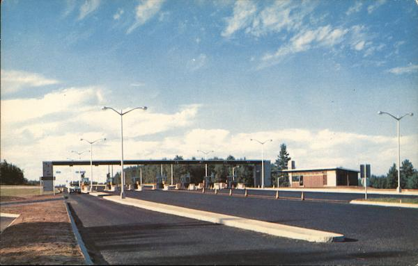 Toll Station, Frederic E. Everett Highway Manchester New Hampshire