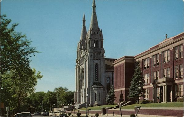 St. Joseph's Cathedral Sioux Falls South Dakota