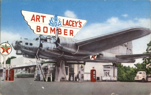 Art Lacey's The Bomber Milwaukie Oregon
