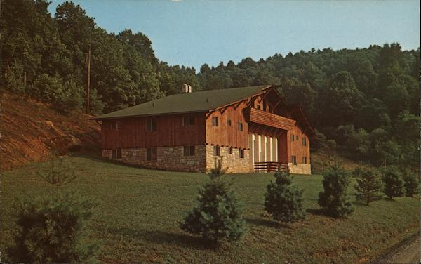 Ponderosa Stone Lodge and Game Preserve Rainelle West Virginia