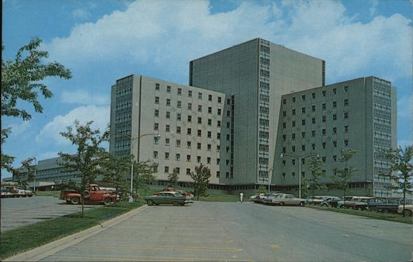 University of West Virginia Medical Center Morgantown