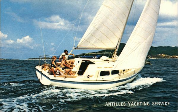 Antilles Yachting Service St. Thomas Virgin Islands