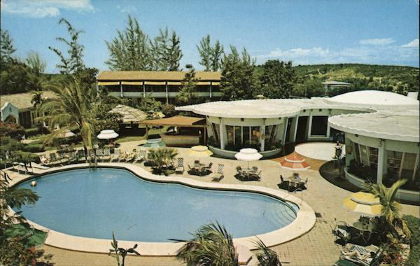 El Rancho Hotel Port-au-Prince Haiti Caribbean Islands