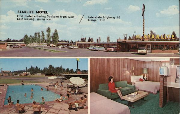 Starlite West Motel