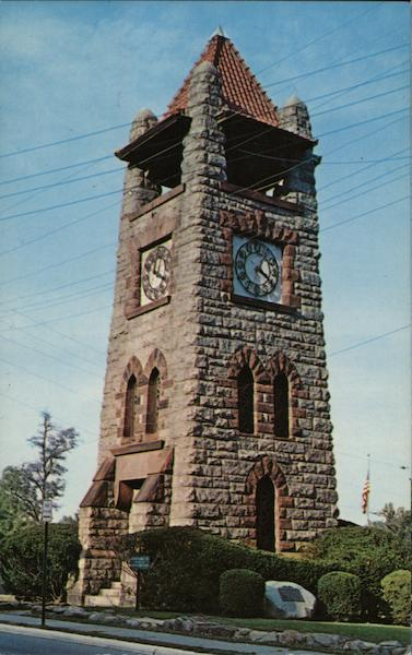 Roslyn Clock Tower North Hempstead New York
